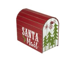 Karácsonyi kívánság postaláda