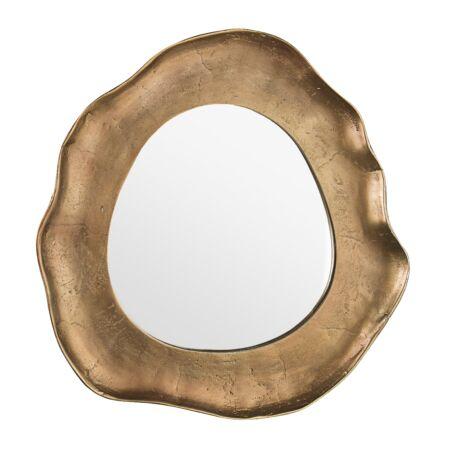 Mitas arany fali tükör 31x29 cm