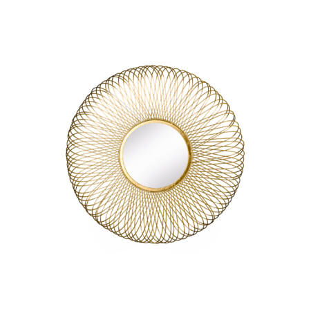 INFINITY GOLD tükör - 79 cm