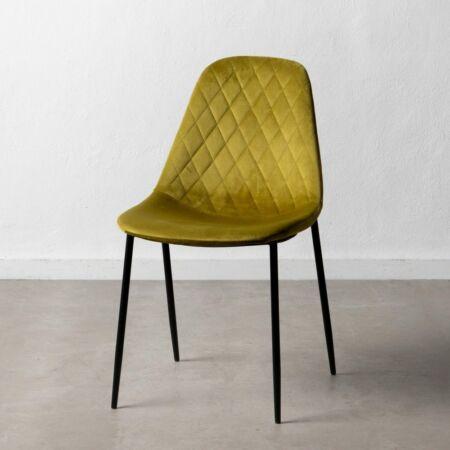 Gabriel szék - sárgászöld
