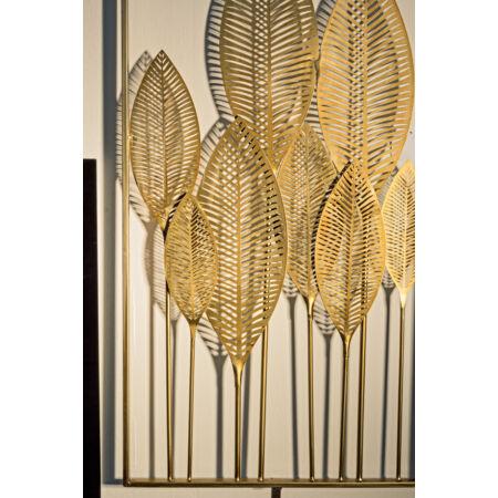 Bahama fali dekoráció - arany 52x95 cm