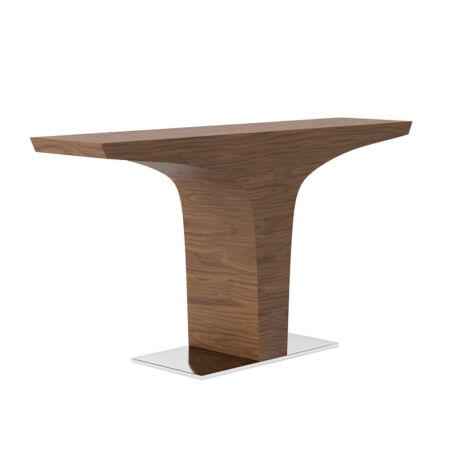 Itzel diófa konzolasztal - 150 cm