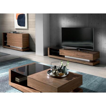 Esly diófa TV szekrény - 200 cm