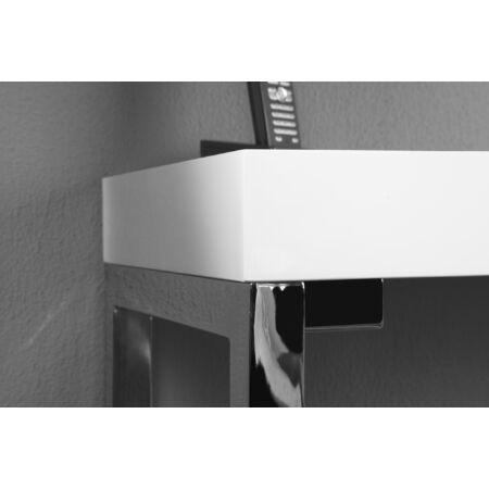 SEATTLE dolgozóasztal - fehér 120x40 cm
