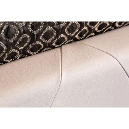 Florine fehér ágy - 200 cm