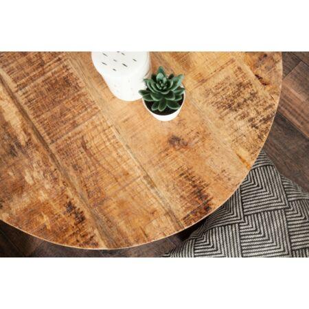 Amy mangó dohányzóasztal - 56 cm