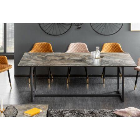 Lea márvány étkezőasztal - 200 cm