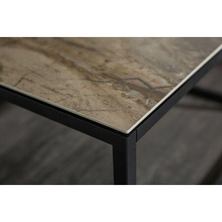 Lea márvány dohányzóasztal - 75 cm