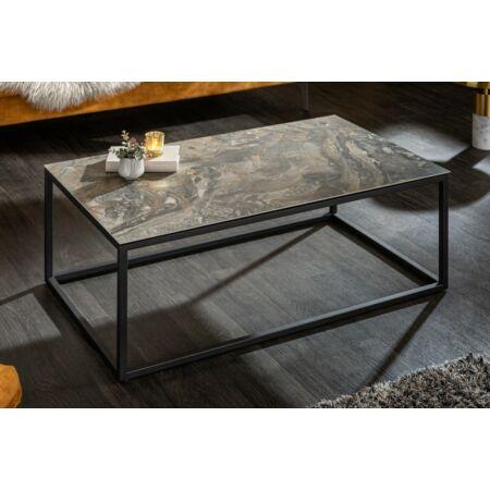 Lea márvány dohányzóasztal - 100 cm