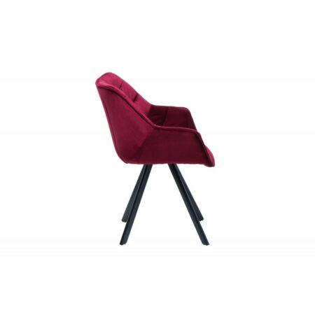 Kassel szék - bordó