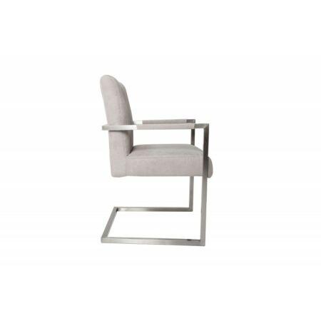 Elli szék - szürke és ezüst