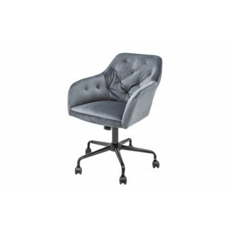 Trier irodai szék - szürke