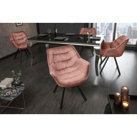 Kassel szék - rózsaszín