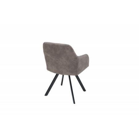Lucia szék - szürkésbézs
