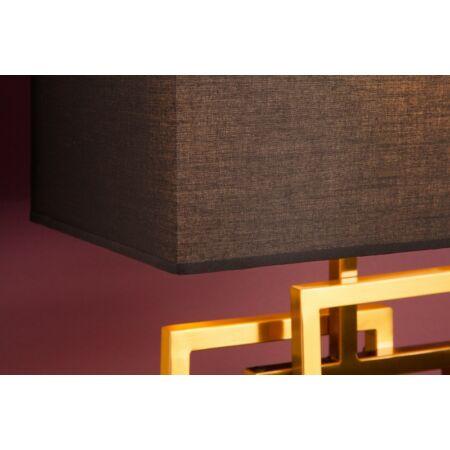 Leonor asztali lámpa 56 cm - arany