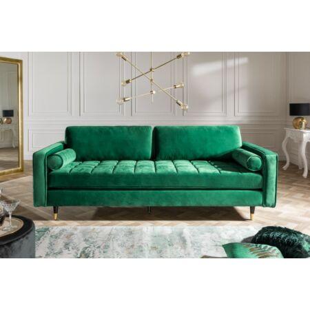 Angster kanapé - sötétzöld