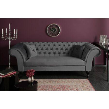Noble kanapé - szürke 225 cm