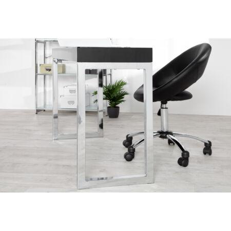 SEATTLE dolgozóasztal - fekete