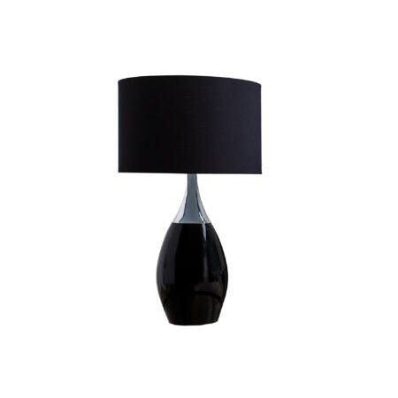 DYLAN asztali lámpa - fekete