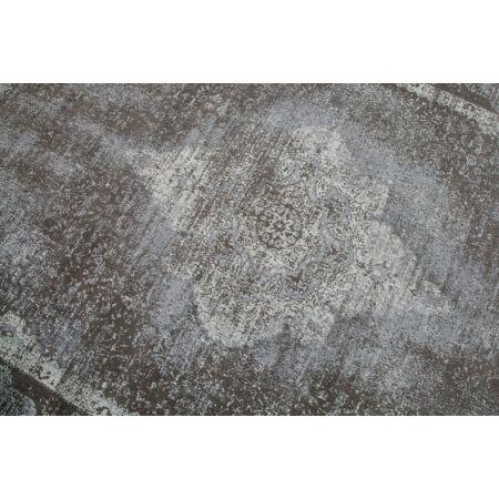 Levante absztrakt barna-ezüst szőnyeg - 240 cm