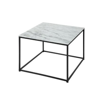 CLIFF dohányzóasztal - fehér