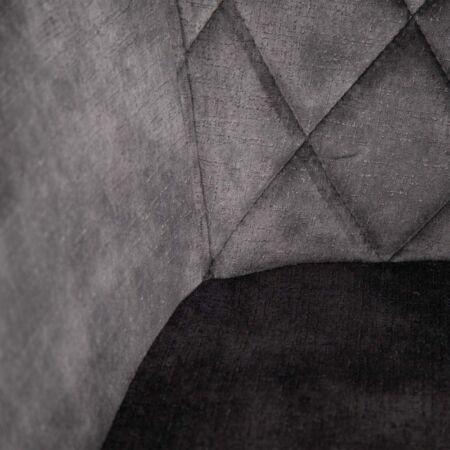 Julia szék - sötétszürke
