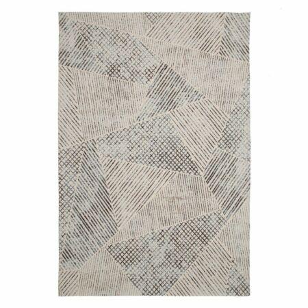 Toledo bézs-kék szőnyeg - 230 cm