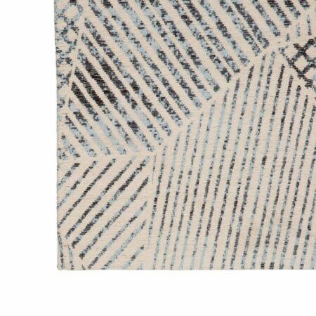 Toledo bézs-kék szőnyeg - 300 cm