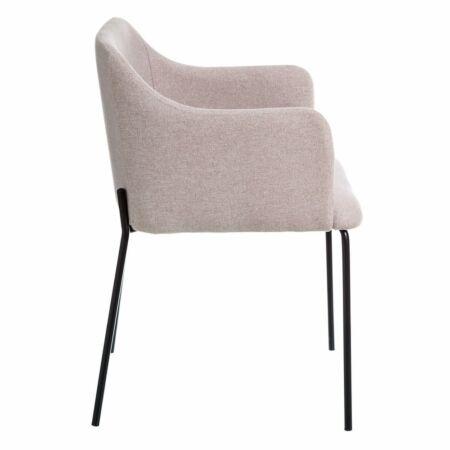 Gracia szék - világosbézs