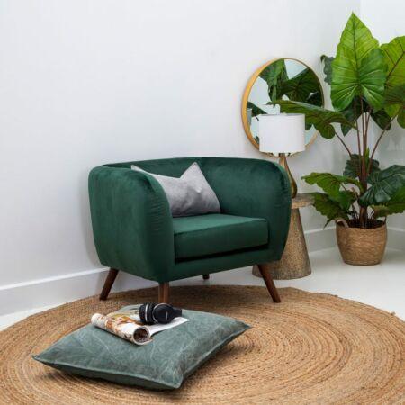 VILO fotel - olívazöld