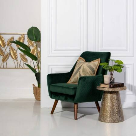 VIRO fotel - olívazöld
