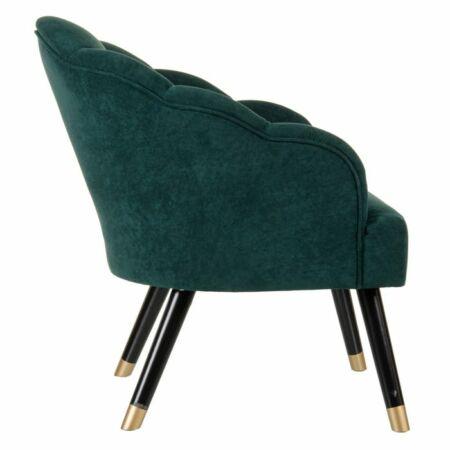 SPA fotel - sötétzöld