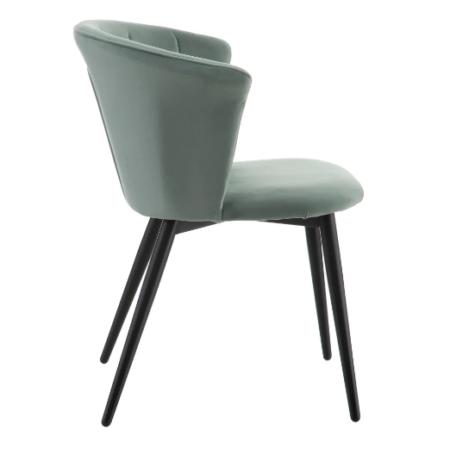 INEZ bársony szék