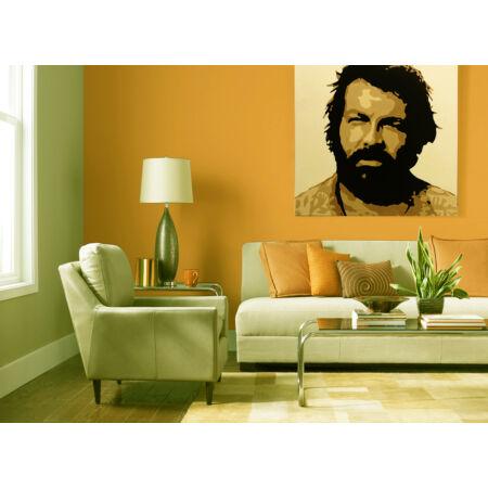 BUD SPENCER festmény - 100 x 100 cm