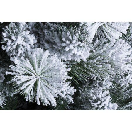 AMBURGO műfenyő - 210 cm - havas