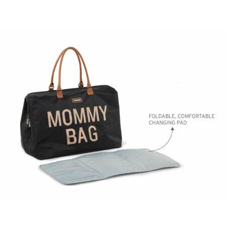 Mommy Bag táska fekete arany