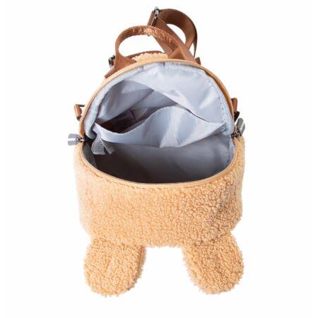 My First Bag gyermek hátizsák bézs macis