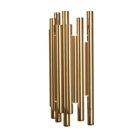 ORGANIC falikar - arany - szabályozható