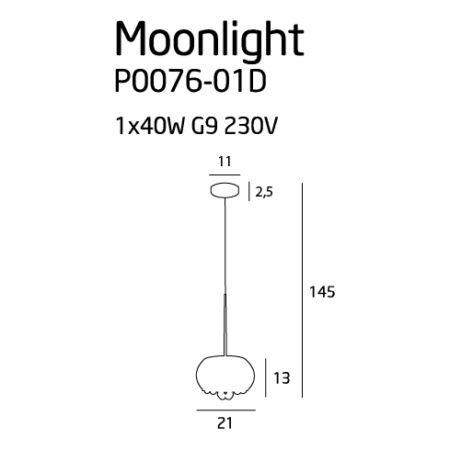 Moonlight függeszték