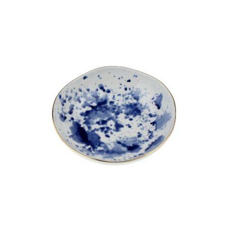 MARINE leveses tányér - 2 db-os szettben - 19 cm