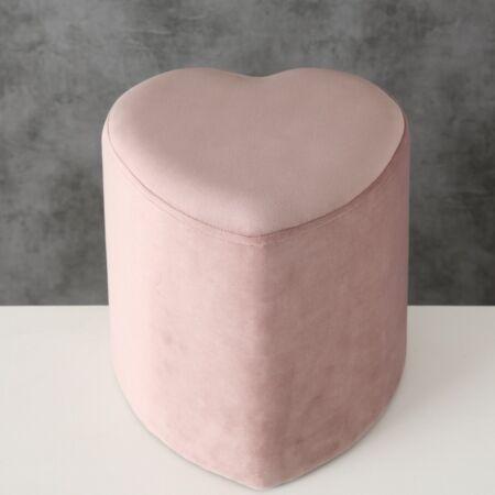 Plum puff tárolóval - pink