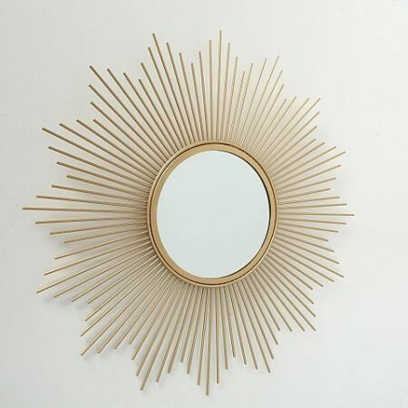"""""""Summer"""" Fali dekoráció - tükör"""
