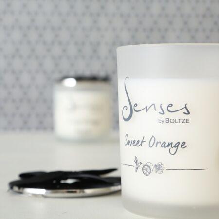 SENSES illatgyertya - narancs
