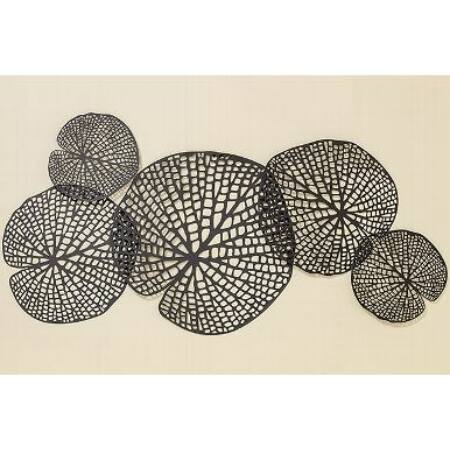 Blackleaf fali dekoráció - 97 cm
