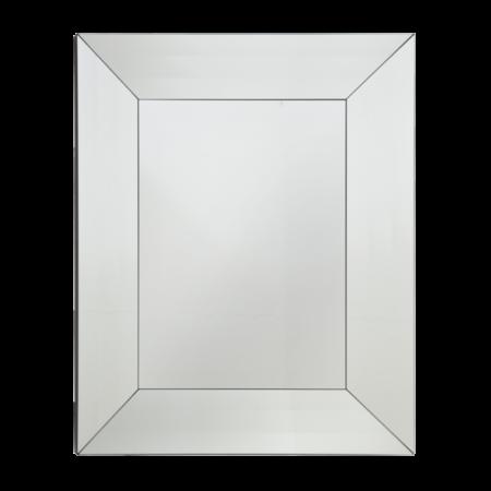 Austin fali tükör - 100x120 cm