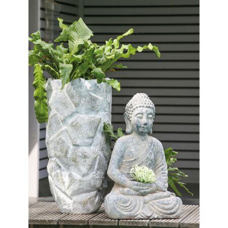 Buddha szobor  63 cm- kültérre is alkalmas!