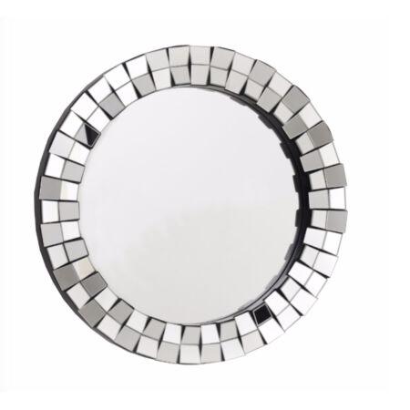 Fargo ezüst tükör - 41 cm