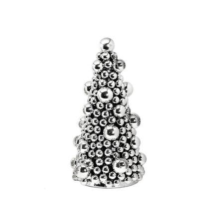 Ezüst Gömb Karácsonyfa- 32 cm - ELFOGYOTT!