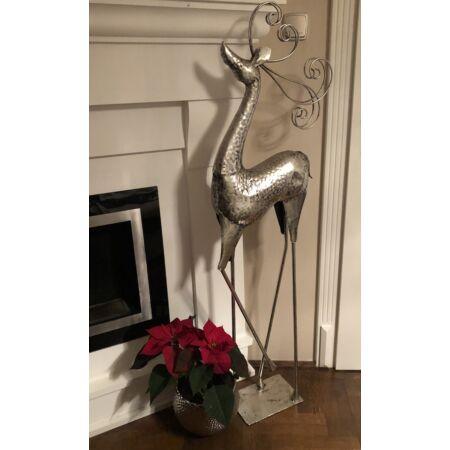ANGEL szarvas szobor - 140 cm