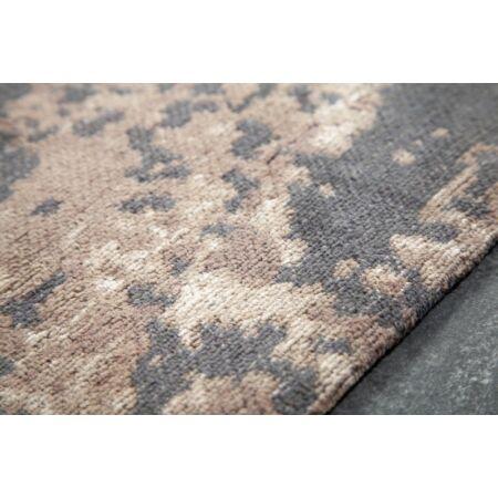 NAPA modern szőnyeg szürke/bézs 350x240 cm
